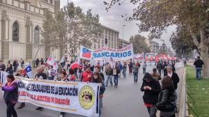 Marcha primero de Mayo 2